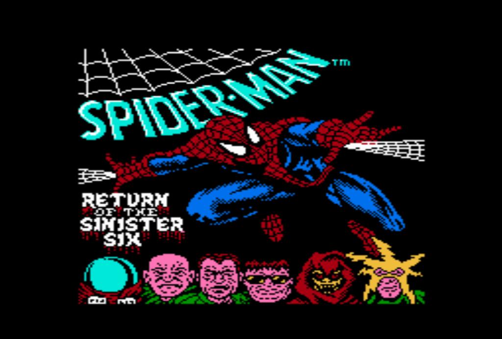 Человек паук или сатана 666 аниме